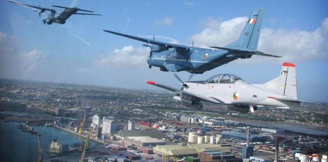Irish Air Corp Pilot